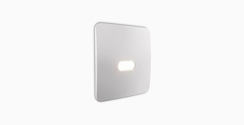 встраиваемый светодиодный светильник KARRE