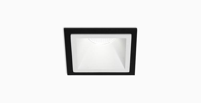 точечный светодиодный светильник KVADRA+