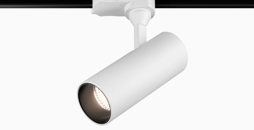 трековый светодиодный светильник SANRI W